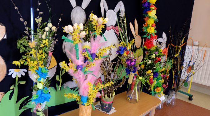 Rozstrzygnięcie konkursu naPalmę Wielkanocną