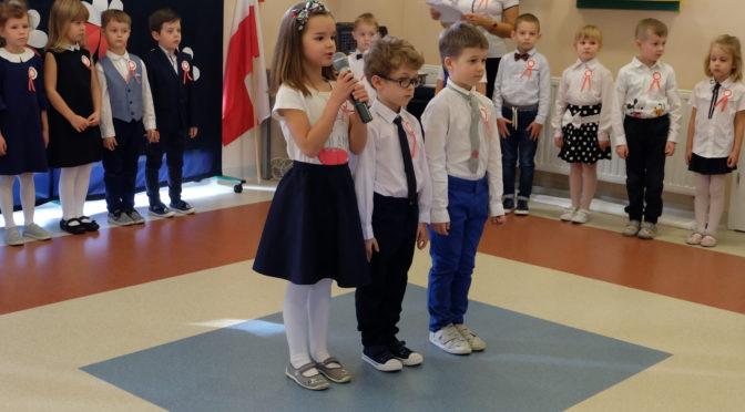 Akademia zokazji Święta Niepodległości 08.11.2019